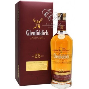 Виски Glenfiddich 25 Years Old Rare Oak (Гленфиддик 25 лет) 40% 0.7L