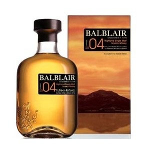 Виски Balblair Vintage 2004 Sherry Matured (Балблэр Винтаж 2004 Шерри Матуред) 46% 1L
