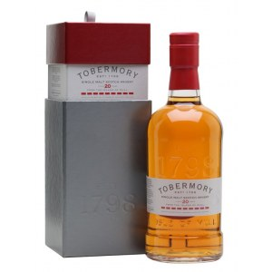 Виски Tobermory 20 Years Old (Тобермори 20 лет) 46.3% 0.7L