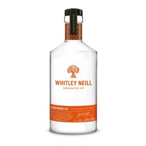 Джин Whitley Neill Blood Orange (Уитли Неилл Блад Оранж) 43% 0.7L