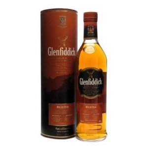Виски Glenfiddich Rich Oak (Гленфиддик Рич Оак) 40% 0.7L